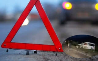 Масштабна ДТП на Закарпатті: Зіштовхнулись три мікроавтобуси (ВІДЕО)