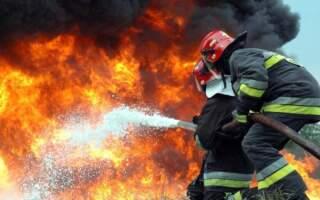 На Закарпатті смертельна пожежа: Чоловік згорів живцем (ФОТО)