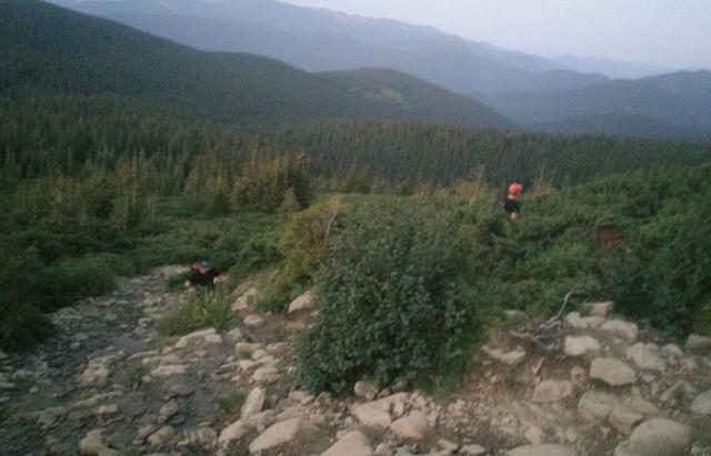 156 чоловік, 20 одиниць техніки, квадрокоптер цілу ніч шукають зниклого хлопчика у горах (ФОТО. ВІДЕО)