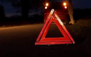 Смертельна нічна ДТП на Закарпатті: Водій фури збив пішохода (ФОТО)