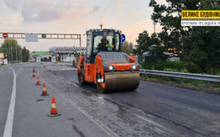 Ремонт мосту на КПП «Тиса (Чоп) – Захонь» завершено