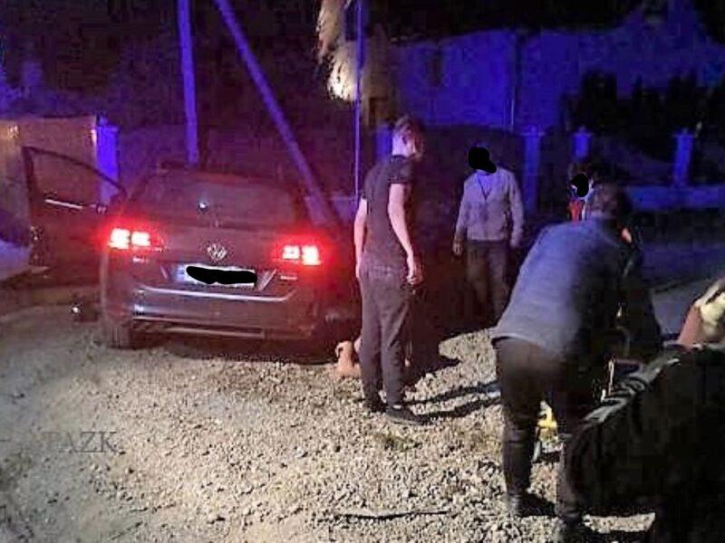 Від отриманих травм на місці аварії загинули водій та пасажир одного з транспортних засобів: Смертельна ДТП на Закарпатті (ФОТО)