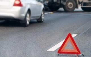 Моторошне ДТП на Закарпатті: Мотоцикл врізався у авто, троє постраждалих