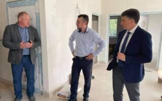 На Закарпатті завершують будівництво трьох сучасних амбулаторій