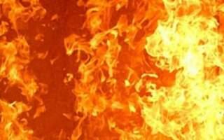 """""""Згоріли не лише відходи, а й могили!"""", – пожежа знищила могила на Хустському цвинтарі (ФОТО)"""