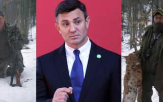 """""""Покровителя"""" закарпатських """"СЛУГ"""" Миколу Тищенка зафіксували з відомим браконьєром Закарпаття"""